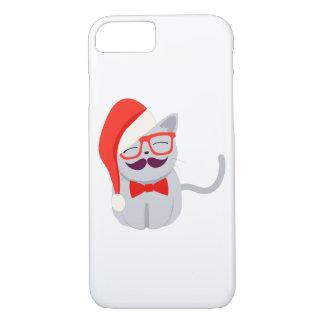 Santa Cat iPhone 7 Case