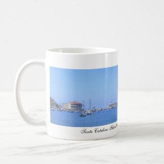 Santa Catalina Island Ocean Panorama Mug