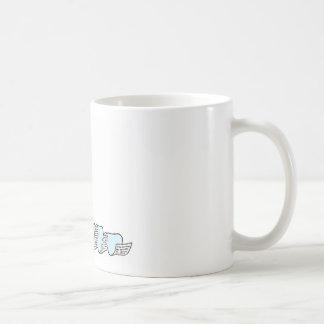 Santa Checking List Coffee Mugs