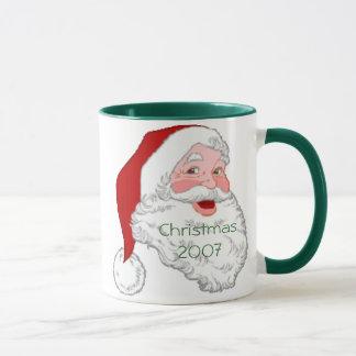 Santa, Christmas2007 Mug