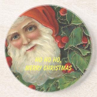 Santa Christmas Coaster