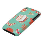 Santa Christmas iPhone 3 Case