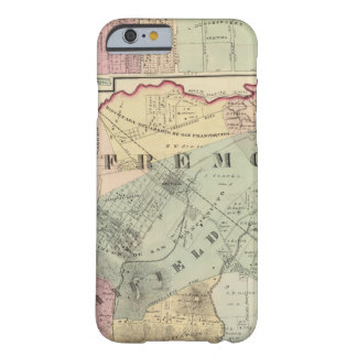 Santa Clara Co 1 Barely There iPhone 6 Case