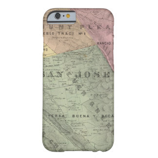 Santa Clara Co 6 Barely There iPhone 6 Case