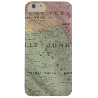 Santa Clara Co 6 Barely There iPhone 6 Plus Case
