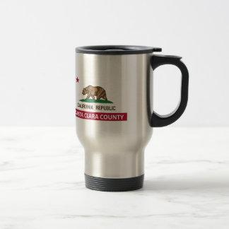 Santa Clara County Travel Mug