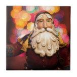 Santa clásico azulejo