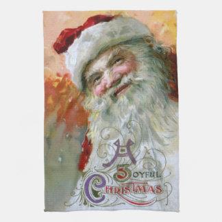 Santa Claus 2 Hand Towel