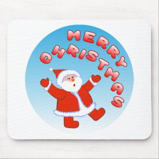 Santa Claus 5 Mouse Pad