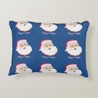 Santa Claus Accent Pillow