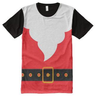 Santa Claus All-Over-Print T-Shirt