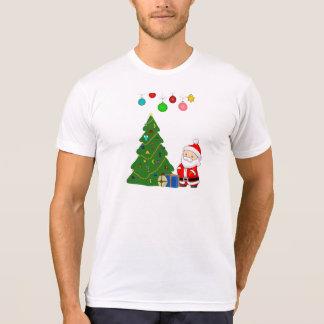 Santa Claus and Christmas time T-Shirt