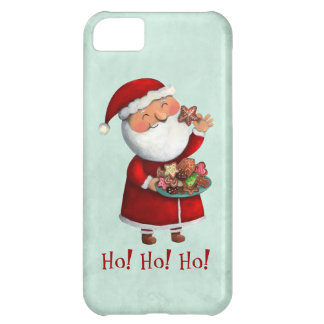 Santa Claus and Cookies Case For iPhone 5C