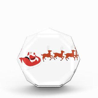 Santa Claus and His Reindeer Award