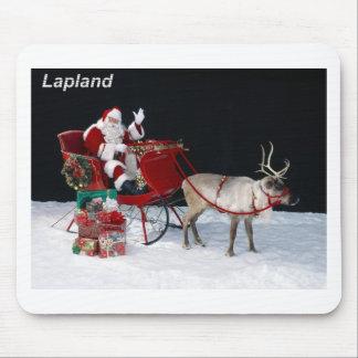 Santa-Claus-Angie-.jpg Mouse Pad