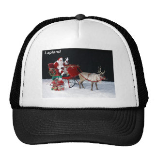 Santa-Claus-Angie-.jpg Trucker Hat