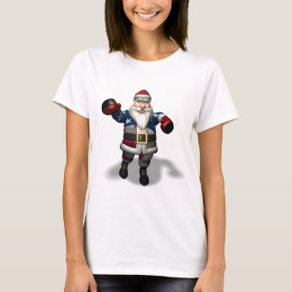 Santa Claus At Boxing Day T-Shirt