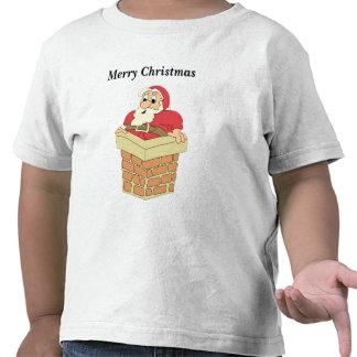 ¡Santa Claus ate too! Camisetas
