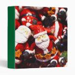 Santa Claus Avery binder