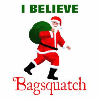 Santa Claus - Bagsquatch Cutout