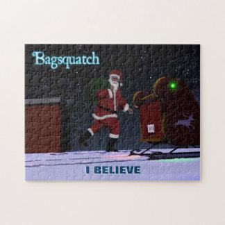 Santa Claus - Bagsquatch Jigsaw Puzzle