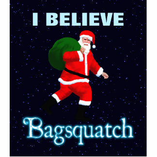 Santa Claus - Bagsquatch Statuette
