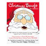 Santa Claus Benefit for Children Flyer