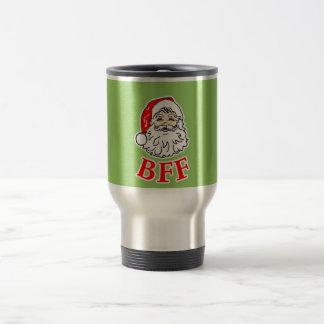 Santa Claus BFF Bestie! Coffee Mug