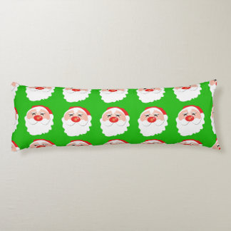 Santa Claus Body Pillow