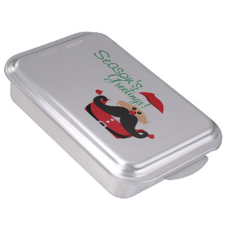 Santa Claus Cake Pan