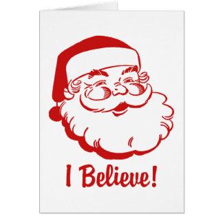 Santa Claus Cards