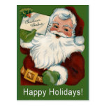 Santa Claus Cards and Postcards