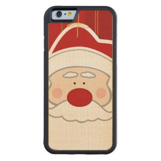 Santa Claus Carved® Maple iPhone 6 Bumper