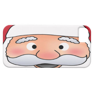 Santa Claus Case Cover