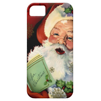 Santa Claus Case-Mate Barely There iPhone 5 Case