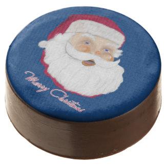 Santa Claus Chocolate Covered Oreo