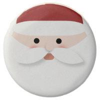 Santa Claus Chocolate Dipped Oreo