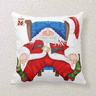 Santa Claus Christmas Decorative Throw Pillow