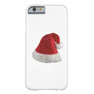 Santa Claus Christmas Hat Barely There iPhone 6 Case