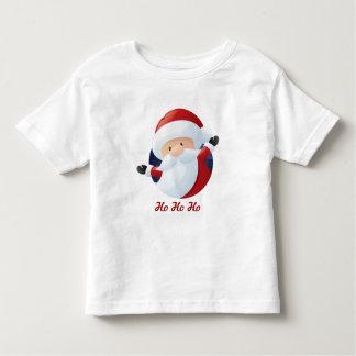 Santa Claus Christmas Holiday Tee Shirt