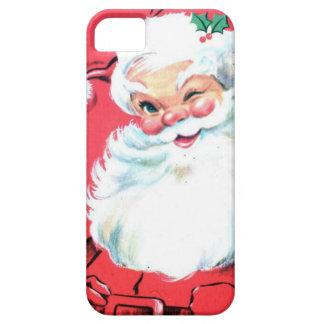 Santa Claus Christmas iphone  5 Case