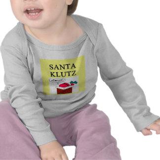 SANTA claus christmas joke T Shirt