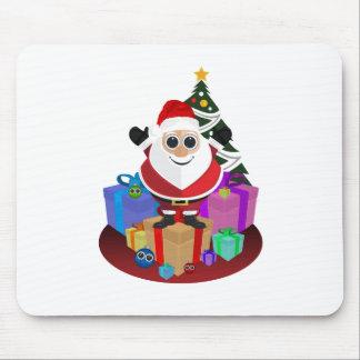 Santa Claus - Christmas Mouse Pad