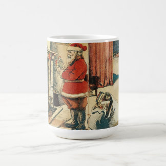 Santa Claus Christmas Mug
