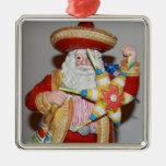 Santa Claus Christmas Ornaments