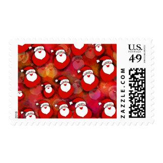 Santa Claus, Christmas Postage
