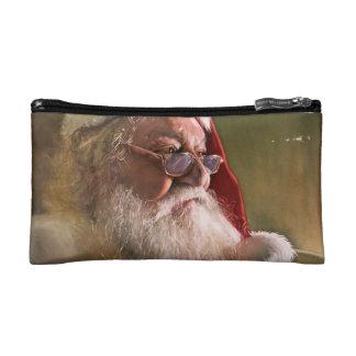 Santa Claus Christmas pouch