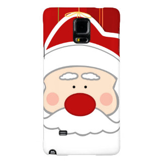 Santa Claus Christmas Series Galaxy Note 4 Case