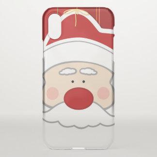 Santa Claus Christmas Series iPhone X Case