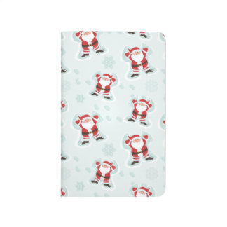 Santa Claus Christmas Shopping List Holiday Xmas Journal